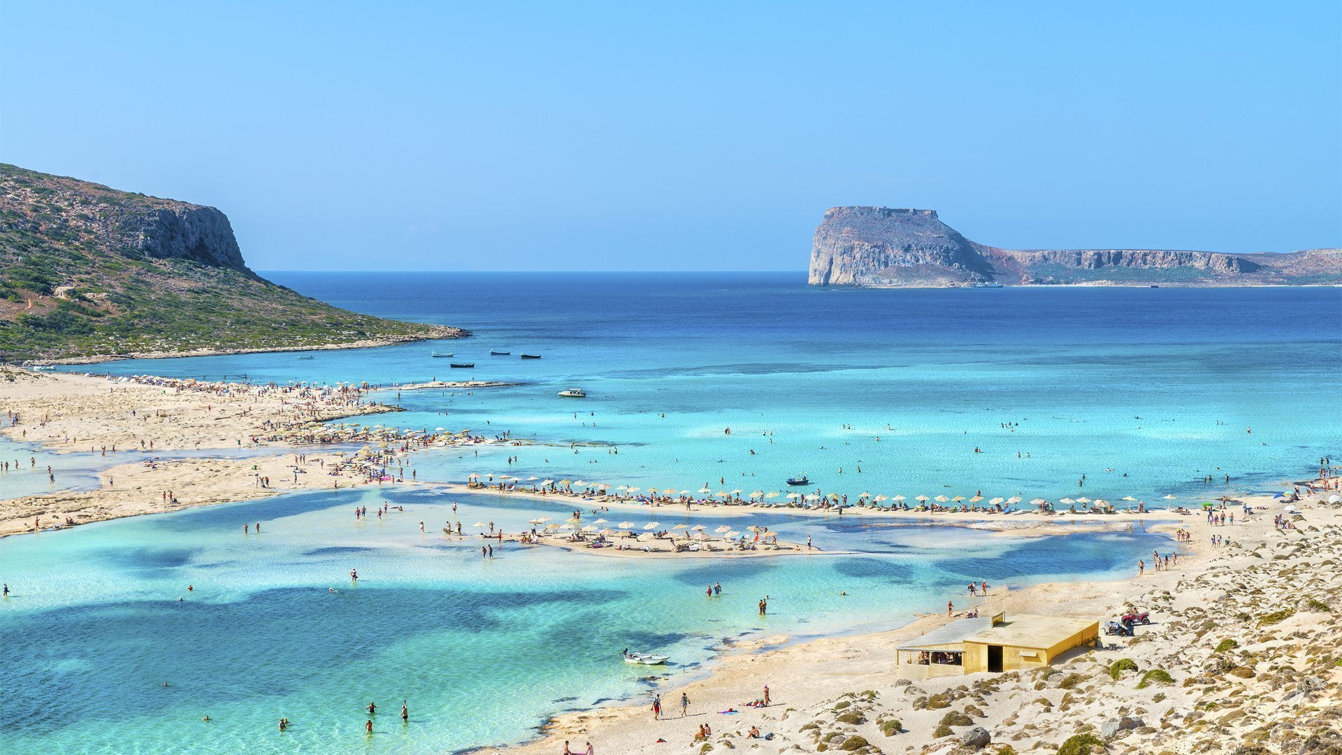 Best Beaches Near Chania Crete